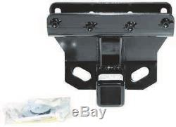 Class 3 Trailer Hitch & Tow Wiring Kit for 2005-2006 Jeep Grand Cherokee 2 sq