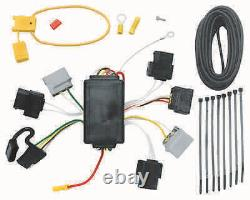 Class 3 Trailer Hitch & Tow Wiring Kit for 2005-2007 Ford Escape, 05-06 Tribute