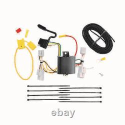 Class 3 Trailer Hitch & Tow Wiring Kit for 2006-2012 Toyota RAV4 2 Receiver