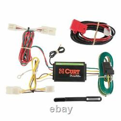 Class 3 Trailer Hitch & Tow Wiring Kit for 2006-2012 Toyota RAV4 SUV