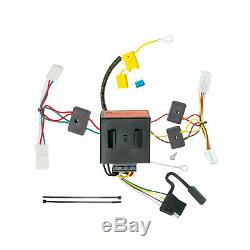 Class 3 Trailer Hitch & Tow Wiring Kit for 2011-2014 Dodge Charger 2Receiver