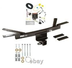 Class 3 Trailer Hitch & Tow Wiring Kit for 2013-2015 Mazda CX5 CX-5 2 Receiver