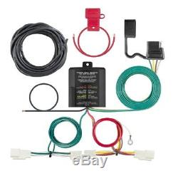 Class 3 Trailer Hitch & Tow Wiring Kit for 2013-2018 Toyota RAV4, 2 Receiver