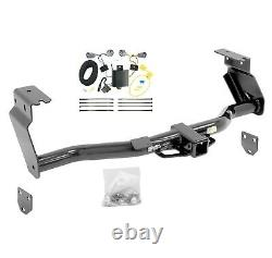 Class 3 Trailer Hitch & Tow Wiring Kit for 2014-2018 Jeep Cherokee Trailhawk