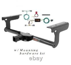 Class 3 Trailer Hitch & Tow Wiring Kit for 2016-2020 Volvo XC90