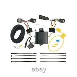 Class 3 Trailer Hitch & Tow Wiring Kit for 2017-2018 Ford Escape
