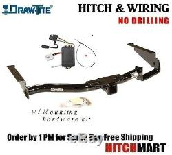 Class 3 Trailer Hitch & Wiring Kit For 2004-2007 Toyota Highlander 75153