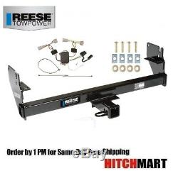 Class 3 Trailer Hitch & Wiring Kit For 2005-2015 Toyota Tacoma 33090