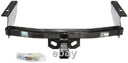 Class 3 Trailer Hitch & Wiring Kit for 2002-2007 Jeep Liberty