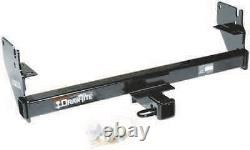 Class 3 Trailer Hitch & Wiring Kit for 2005-2015 Toyota Tacoma 2 sq