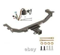 Class 3 Trailer Hitch & Wiring Kit for 2010-2012 Acura RDX