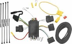 Class 3 Trailer Hitch & Wiring Kit for for 2007-2010 Ford Edge, Lincoln MKX