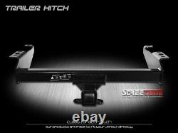 Class 4 Trailer Hitch Receiver Tube Tow Heavyduty For 88-00 Chevy C/K C10 Truck
