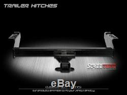 Class 4 Trailer Hitch Receiver Tube Tow Heavyduty For 94-02 Ram 1500/2500/3500