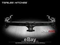 Class 4 Trailer Hitch Receiver Tube Towing Heavyduty For 01+ Silverado 2500 3500