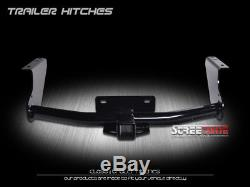 Class 4 Trailer Hitch Receiver Tube Towing Heavyduty For 09-17 18 Dodge Ram 1500
