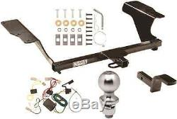 Complete Trailer Hitch Package W Wiring Kit For 2006-2008 Acura Tsx Drawtite New