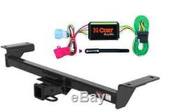 Curt Class 3 Trailer Hitch & Wiring Kit for Acura RDX