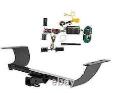Curt Class 3 Trailer Hitch & Wiring Kit for Chrysler 300C