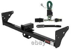 Curt Class 3 Trailer Hitch & Wiring Kit for GMC S-10 / S-15, Sonoma