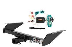 Curt Class 3 Trailer Hitch & Wiring Kit for Jeep Liberty