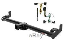 Curt Class 3 Trailer Hitch & Wiring Kit for Jeep Wrangler