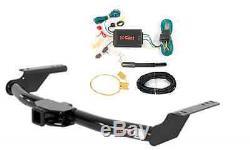 Curt Class 3 Trailer Hitch & Wiring Kit for Lexus GX470/ Toyota 4Runner