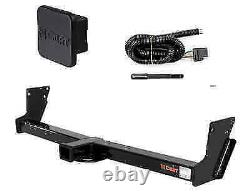Curt Class 3 Trailer Hitch with Cover & Wiring Kit for Chevrolet Blazer/ GMC Jimmy