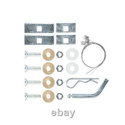 Draw-Tite Frame Class II Trailer Hitch with Wiring Kit for 10-19 Subaru Outback