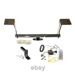 Draw-Tite Frame Class II Trailer Hitch with Wiring Kit for 2012-2019 Toyota Camry