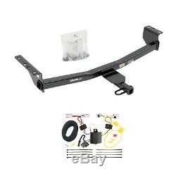 Draw-Tite Frame II Receiver Hitch with Wiring Kit for 08-19 Nissan Rogue/Select