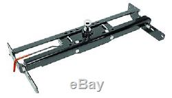 Draw-Tite Gooseneck Trailer Hitch Hide A Goose Complete Kit for 15-20 Ford F-150
