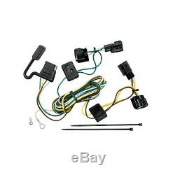 Draw-Tite Max-Frame Class III Hitch with Wiring Kit for 98-06 Jeep TJ/Wrangler