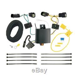 Draw-Tite Max-Frame Class III Trailer Hitch with Wiring Kit for 15-19 Ford Transit