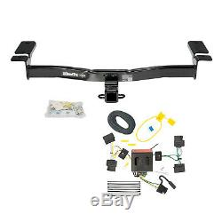 Draw-Tite Max-Frame III Hitch with Wiring Kit for 2007-2010 Ford/Lincoln Edge/MKX