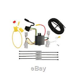 Draw-Tite Max-Frame Receiver Class III Hitch with Wiring Kit for 06-18 Toyota RAV4