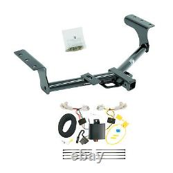 Draw-Tite Max-Frame Receiver Class III Hitch with Wiring Kit for 13-18 Toyota Rav4