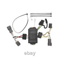 Draw Tite Sportframe Class I Hitch Receiver with Drawbar Kit & Wiring for Kia Soul