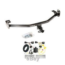 Draw-Tite Sportframe Class I Trailer Hitch with Wiring Kit for 12-14 Ford Focus