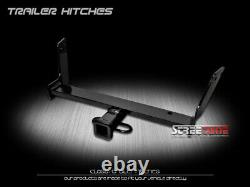 For 02-08 Audi A4/Quattro Class 1/I Trailer Hitch Receiver Rear Tube Towing Kit