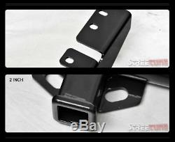 For 03-07 Nissan Murano Class 3/Iii Trailer Hitch Receiver Rear Tube Towing Kit