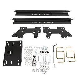 For 03-12 Dodge Ram 2500 3500 Complete Underbed Gooseneck Trailer Hitch Kit