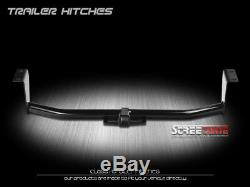 For 03-18 Toyota Corolla Class 1/I Trailer Hitch Receiver Rear Tube Towing Kit