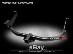 For 04-15 Nissan Titan Class 3/Iii Trailer Hitch Receiver Rear Tube Towing Kit