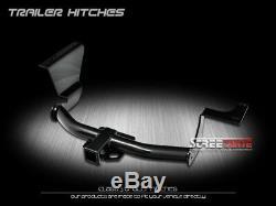 For 07-11 Honda CRV CR-V Class 3/III Trailer Hitch Receiver Rear Tube Towing Kit