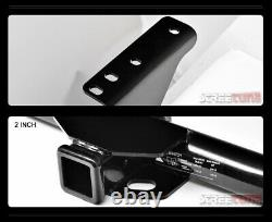 For 07-13 14 Fj Cruiser Class 3/Iii Trailer Hitch Receiver Rear Tube Towing Kit
