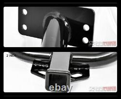 For 07-13 Acura Mdx Yd2 Class 3/Iii Trailer Hitch Receiver Rear Tube Towing Kit