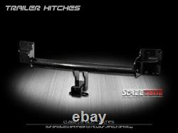 For 07-18 BMW E70/F15 X5 X6 Class 3/III Trailer Hitch Receiver Rear Tube Towing