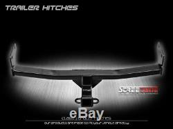 For 11-16 17 Patriot/Compass Class 3/Iii Trailer Hitch Receiver Rear Tube Towing