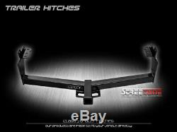 For 14-18 Jeep Cherokee Class 3/Iii Trailer Hitch Receiver Rear Tube Towing Kit